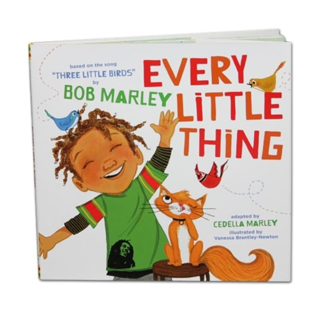 Bob Marley One Love Every Little Thing Book