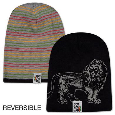 Bob Marley Reversible Beanie