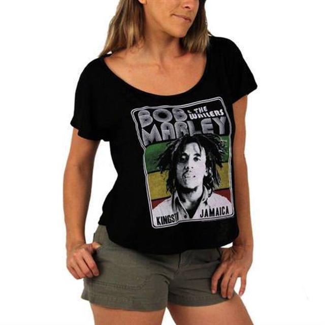 Bob Marley Wailers Kingston Dolman