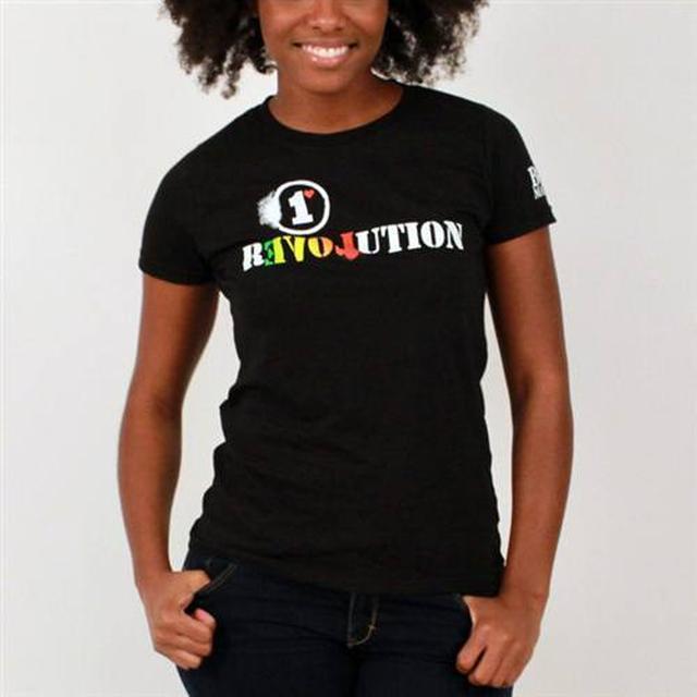 Bob Marley One Love Revolution