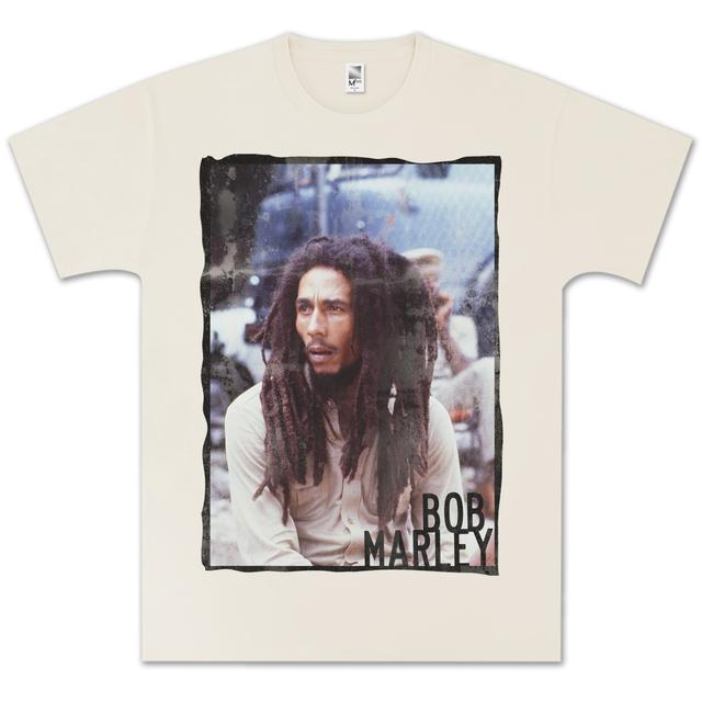 Bob Marley Photo T-Shirt