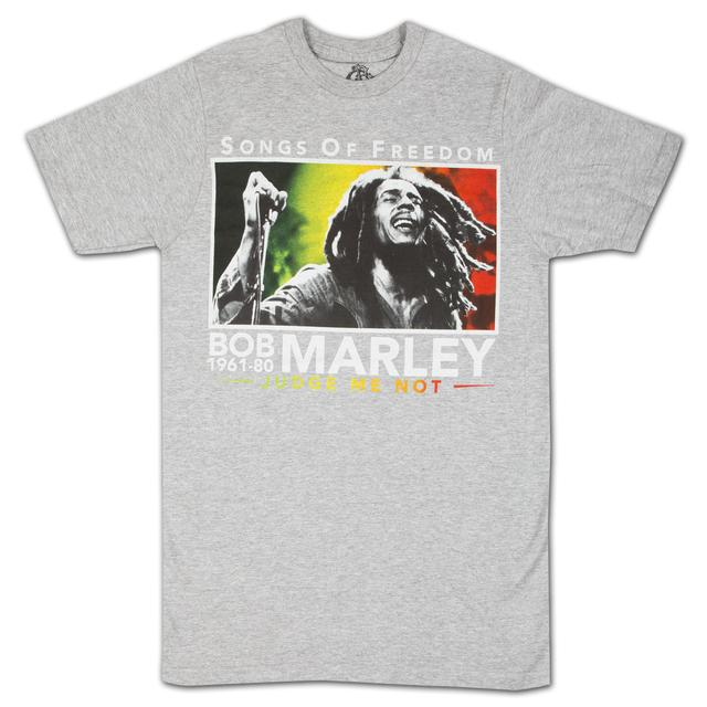 Bob Marley Judge Me Not T-Shirt