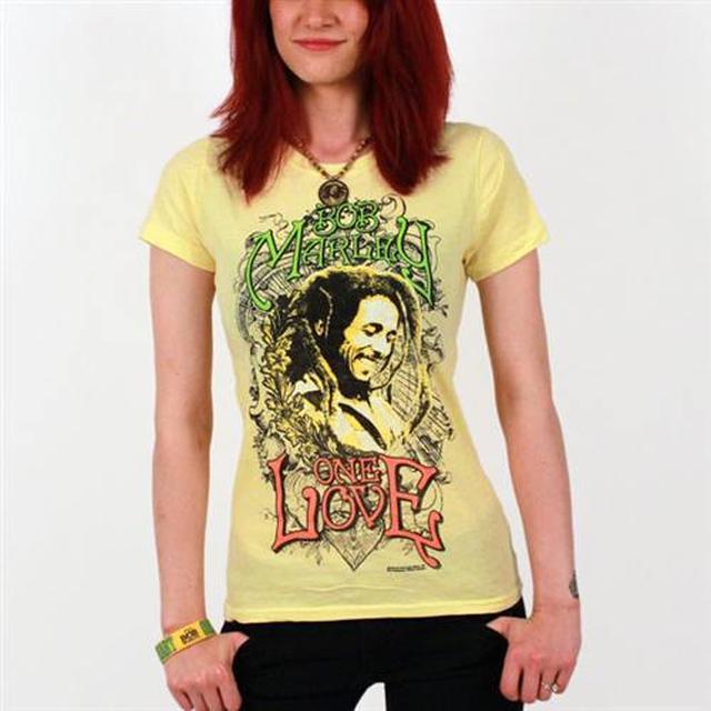 Bob Marley One Love Dread