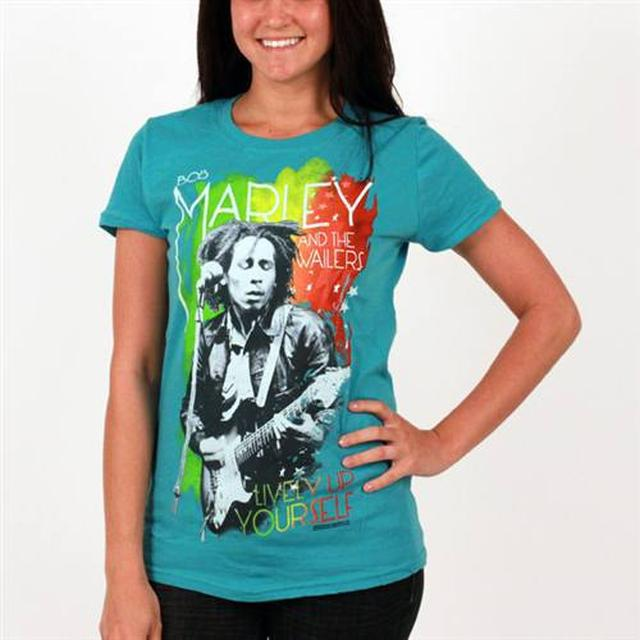 Bob Marley Wailers Lively