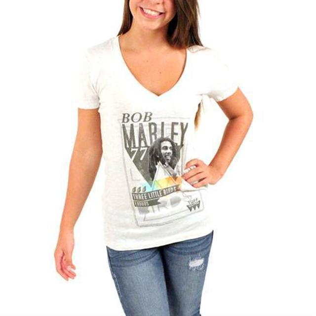 Bob Marley Little Birds  T Shirt