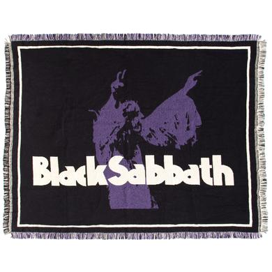 Black Sabbath Ozzy Blanket
