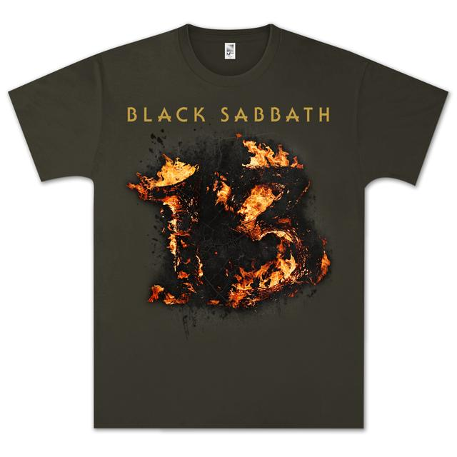 Black Sabbath 13 T-Shirt