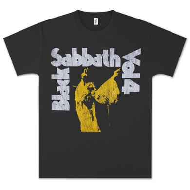 Black Sabbath Volume 4 T-Shirt