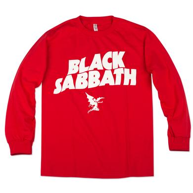 Black Sabbath Logo Long-sleeve Shirt