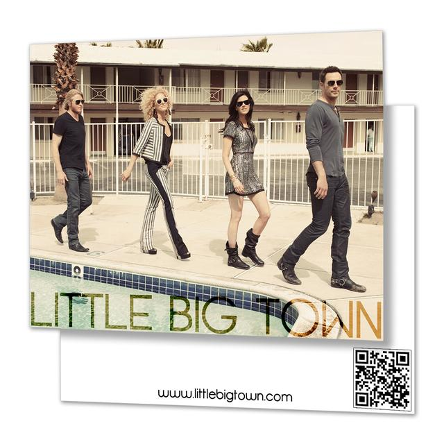 Little Big Town 8x10 Photo