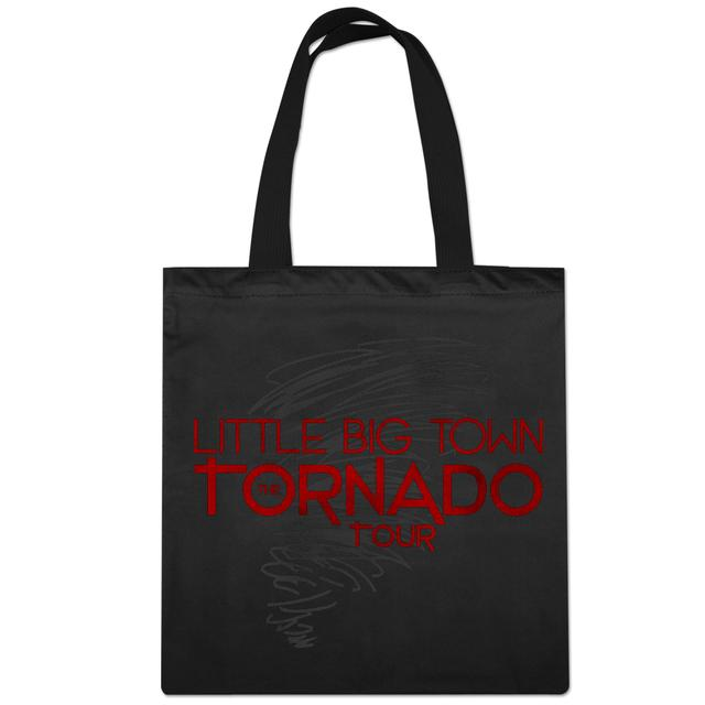 Little Big Town LBT Tornado Tote Bag