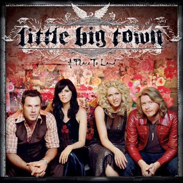 Little Big Town A Place to Land CD