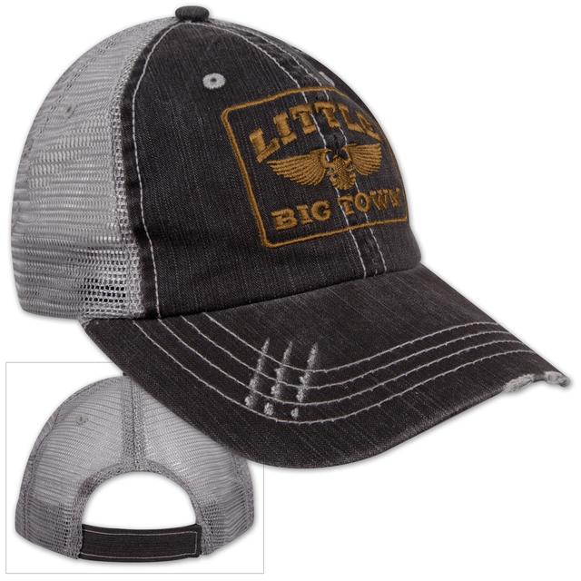Little Big Town LBT Patch Trucker Hat