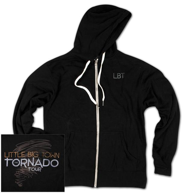Little Big Town LBT Tornado Tour Hoodie