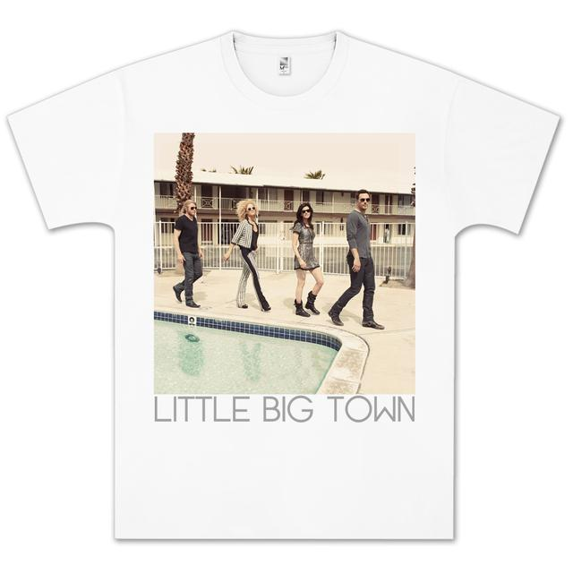 Little Big Town Poolside T-Shirt