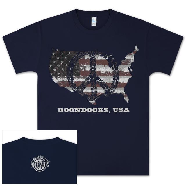 Little Big Town LBT Boondocks USA T-Shirt