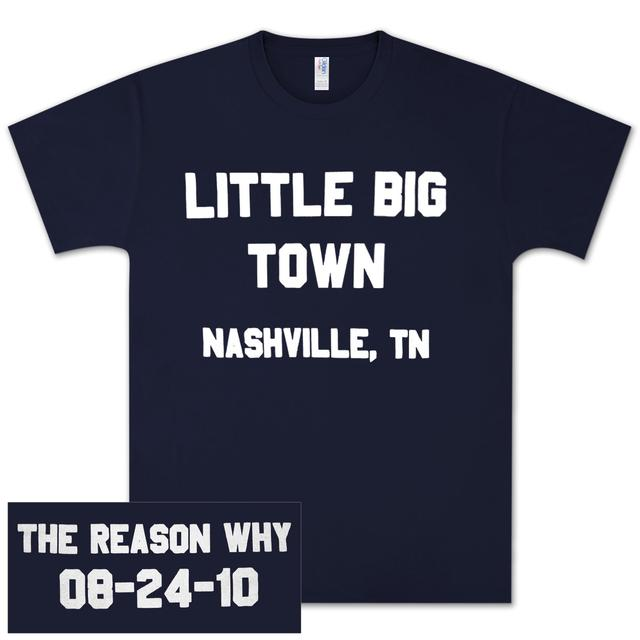 Little Big Town LBT Nashville Show T-Shirt