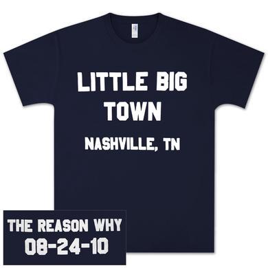 Little Big Town LBT Nashville Show T-Shirt