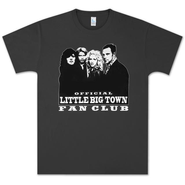 Little Big Town LBT Official Fan Club T-Shirt