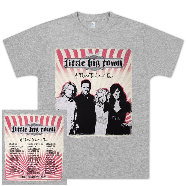 Little Big Town LBT Fan Club T-Shirt