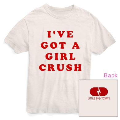 Little Big Town Girl Crush T-shirt