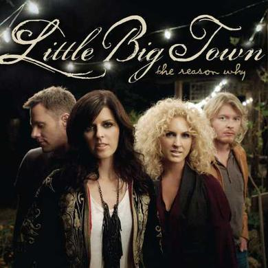 Little Big Town The Reason Why LP (Vinyl)