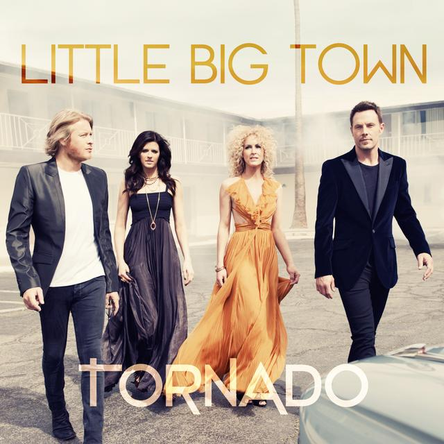 Little Big Town Tornado LP (Vinyl)