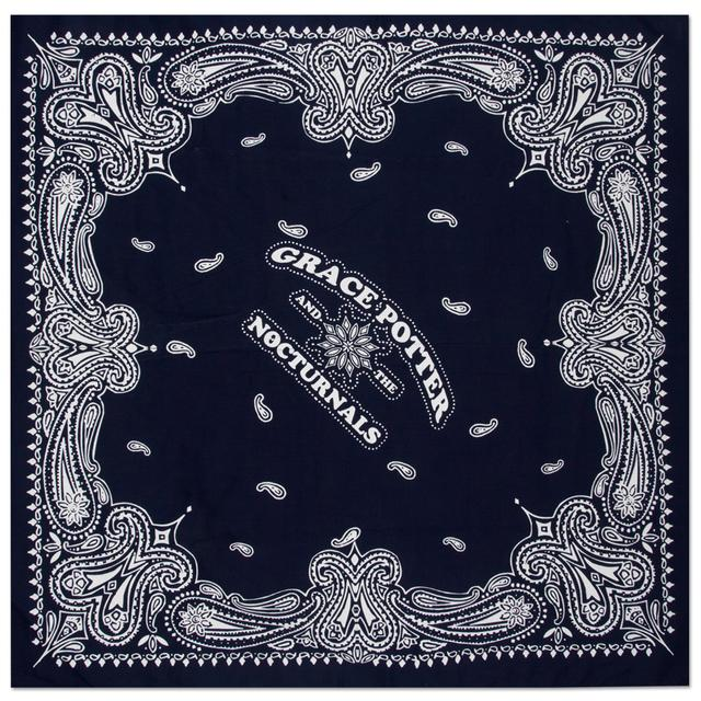 Grace Potter And The Nocturnals Grace Potter & The Nocturnals Bandana