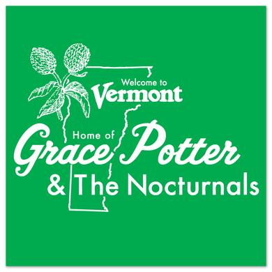 Grace Potter And The Nocturnals Grace Potter & The Nocturnals Welcome to Vermont Sticker