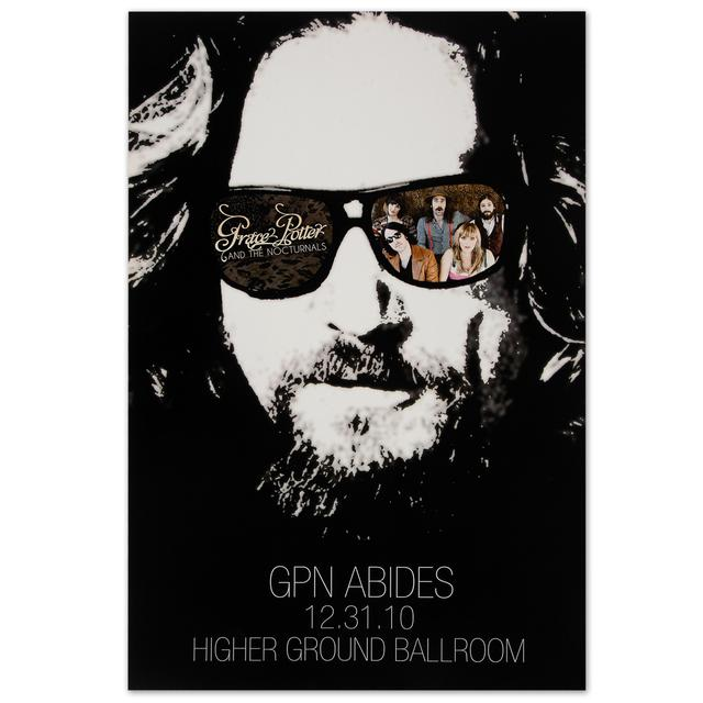 Grace Potter And The Nocturnals GPN Abides Higher Ground Ballroom Poster