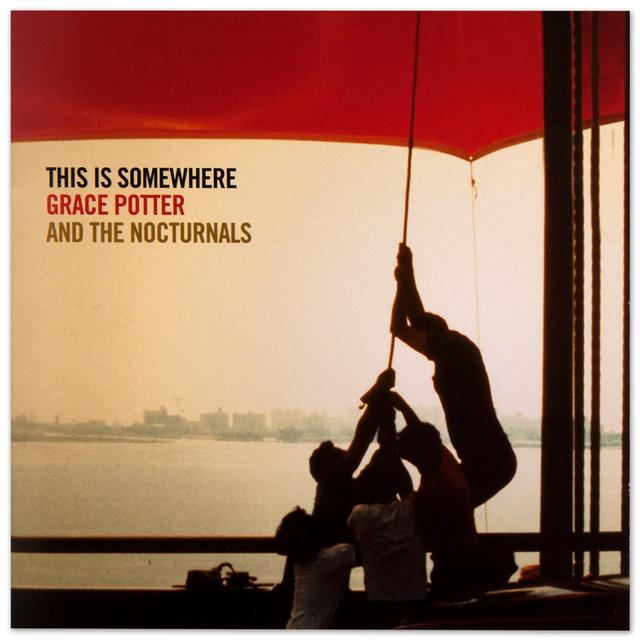 Grace Potter And The Nocturnals Grace Potter & The Nocturnals - This Is Somewhere - CD