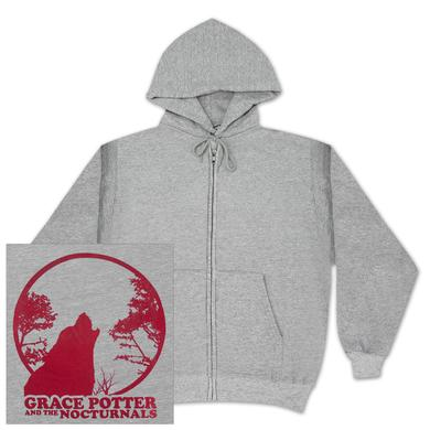 Grace Potter And The Nocturnals Grace Potter & The Nocturnals Wolf Hoodie