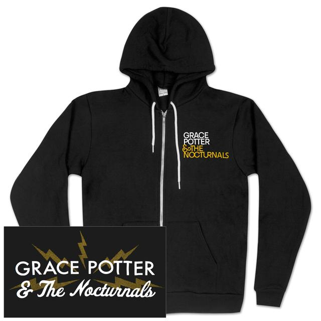 Grace Potter And The Nocturnals Grace Potter & The Nocturnals Bolt Hoodie