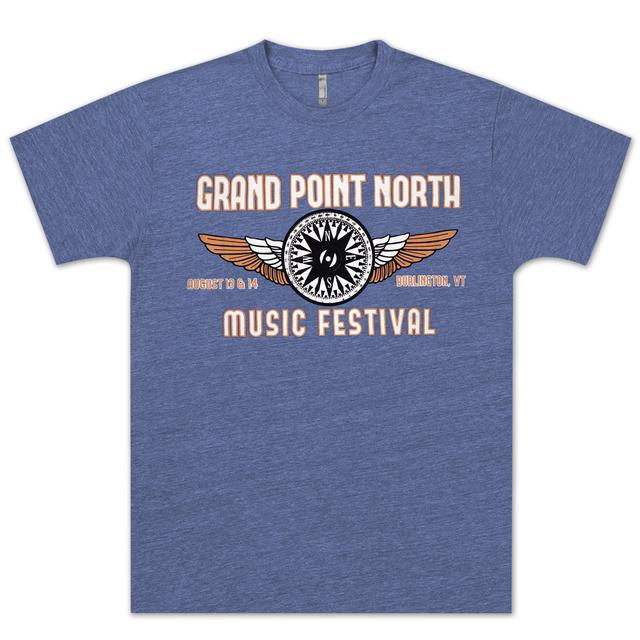 Grace Potter And The Nocturnals Grace Potter & The Nocturnals 2012 Grand Point North Festival T-Shirt