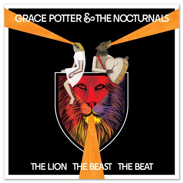 Grace Potter And The Nocturnals The Lion The Beast The Beat Deluxe CD