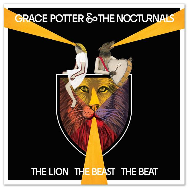 Grace Potter And The Nocturnals The Lion The Beast The Beat CD
