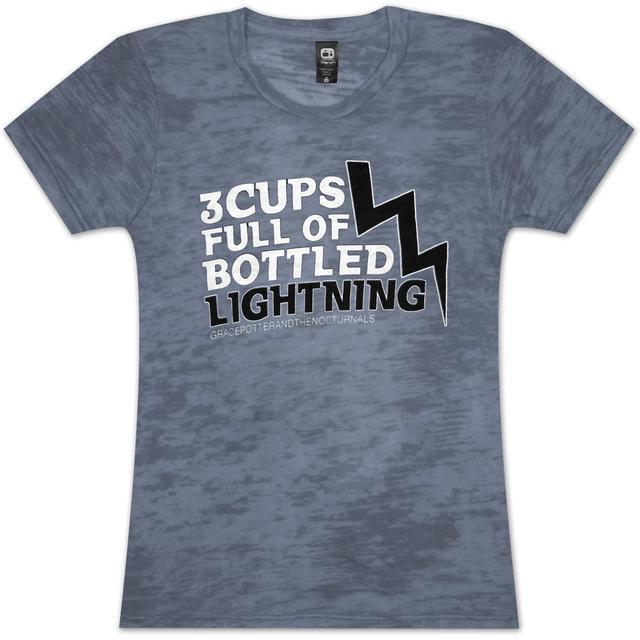 Grace Potter And The Nocturnals Grace Potter & The Nocturnals Lightning Girlie T-Shirt