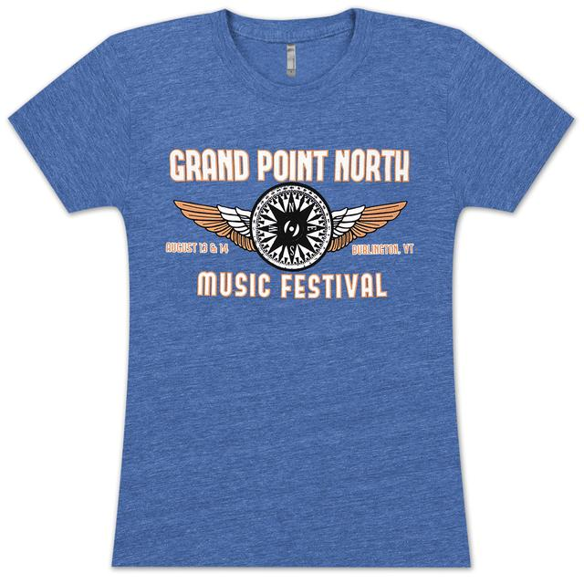 Grace Potter And The Nocturnals Grace Potter & The Nocturnals 2012 Grand Point North Festival Women's T-Shirt