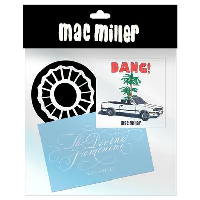 MAC MILLER STICKER SET