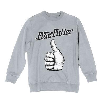 Mac Miller Thumbs Up Sweatshirt