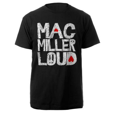 Mac Miller Loud t-shirt