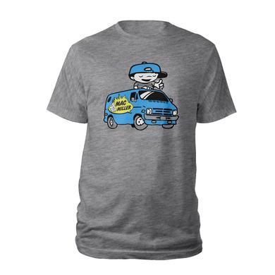 Mac Miller Lil Mac t-shirt