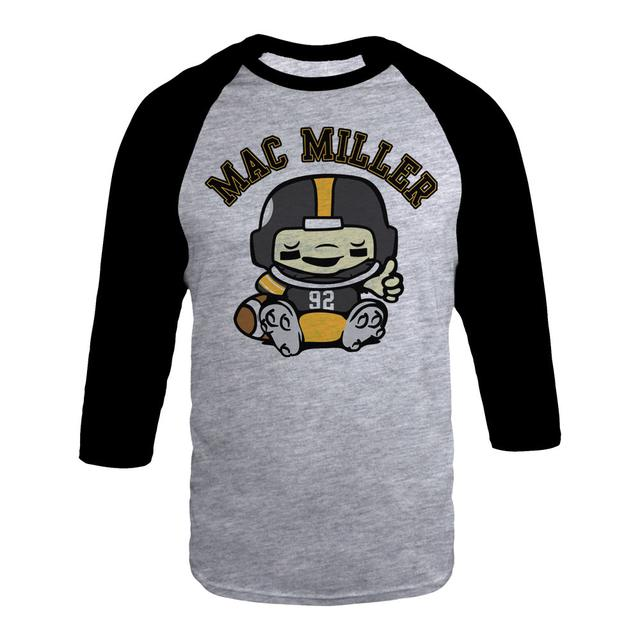 Mac Miller Lil Mac Football Shirt