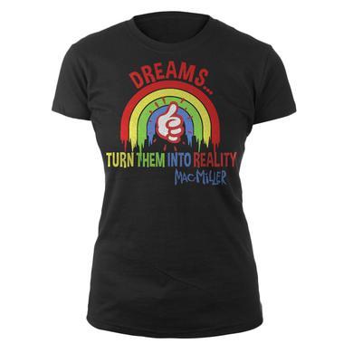 Mac Miller Dreams Women's Shirt