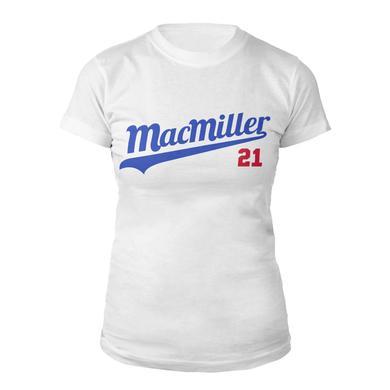 Mac Miller 21 Junior's Shirt