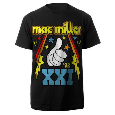 Mac Miller XXI Thumbs Up Shirt