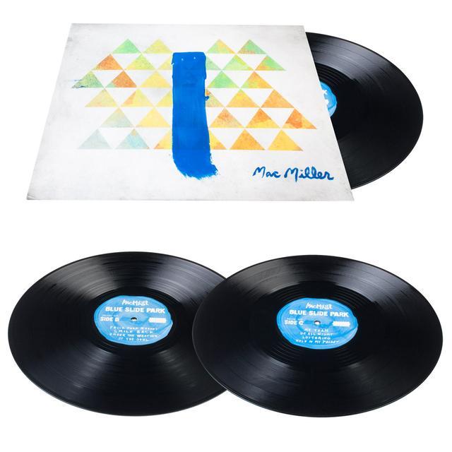 Mac Miller Blue Slide Park Vinyl