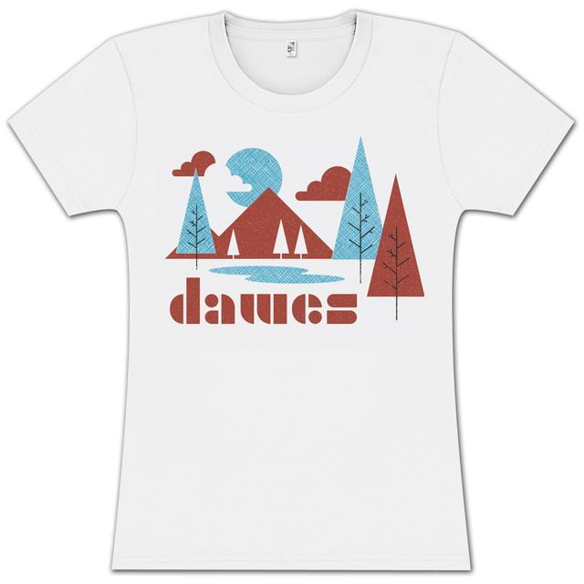 Dawes Nature Landscapes Babydoll T-Shirt