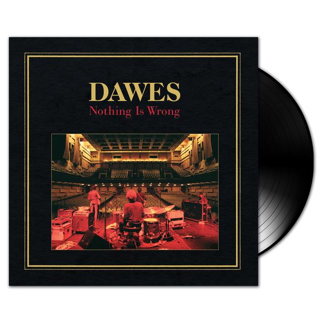 Dawes – Nothing is Wrong LP (Vinyl)