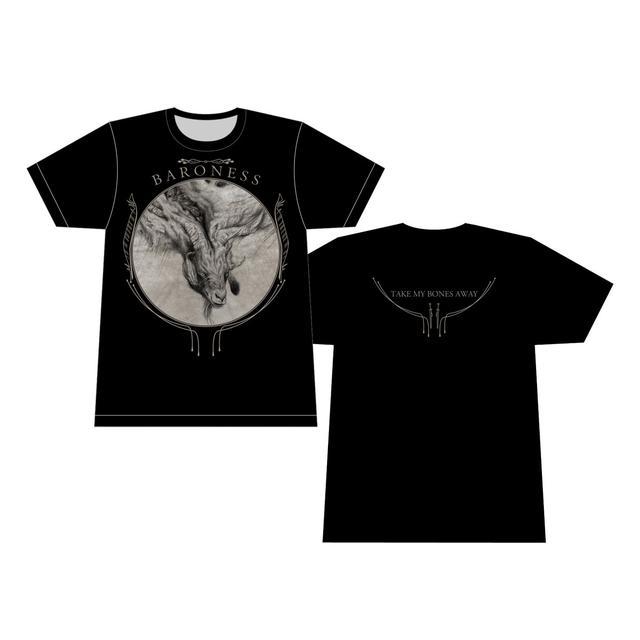 Baroness Goat Storm T-Shirt